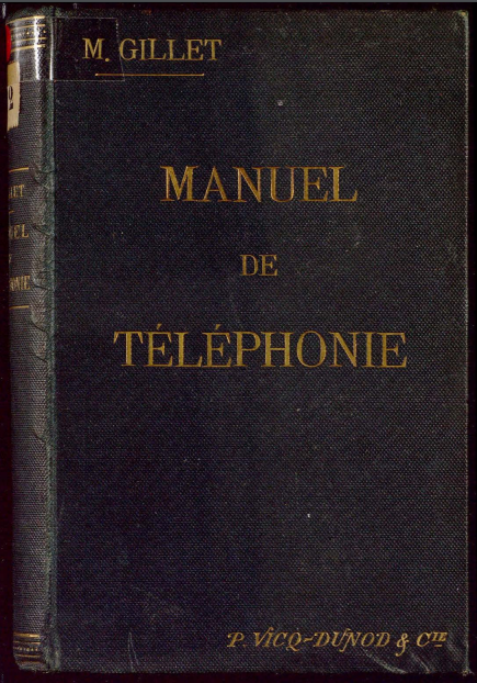 Manuel de téléphonie