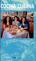 Cocina cubana / Luisa Torres ... [et al.] ; idea y realización Montse Clavé