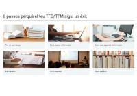 6 passos per a què el teu TFG/TFM sigui un èxit