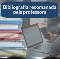 Bibliografia recomanada a la guia docent