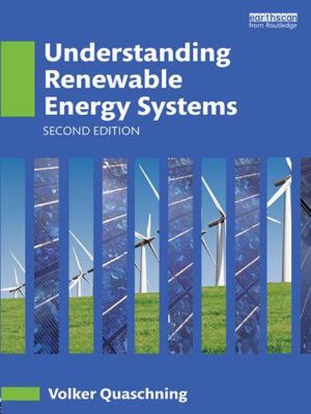 Understanding renewable energy systems / Volker Quaschning