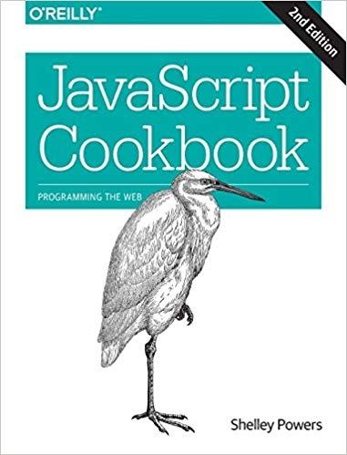 JavaScript cookbook / Shelley Powers