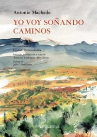 Yo voy soñando caminos / Antonio Machado ; ilustraciones de Leticia Ruifernández ; selección, introducción y notas de Antonio Rodríguez Almodóvar ; epílogo de Julio Llamazares