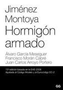 Hormigón armado / Pedro Jiménez Montoya ... [et al.]