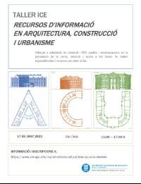 Recursos i serveis d'informació en arquitectura, construcció i urbanisme