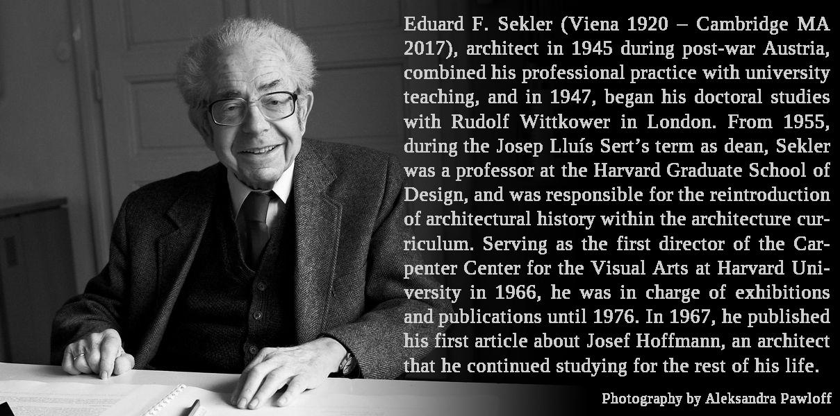 Eduard F. Sekler