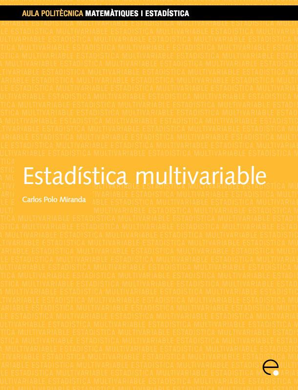 Estadística multivariable
