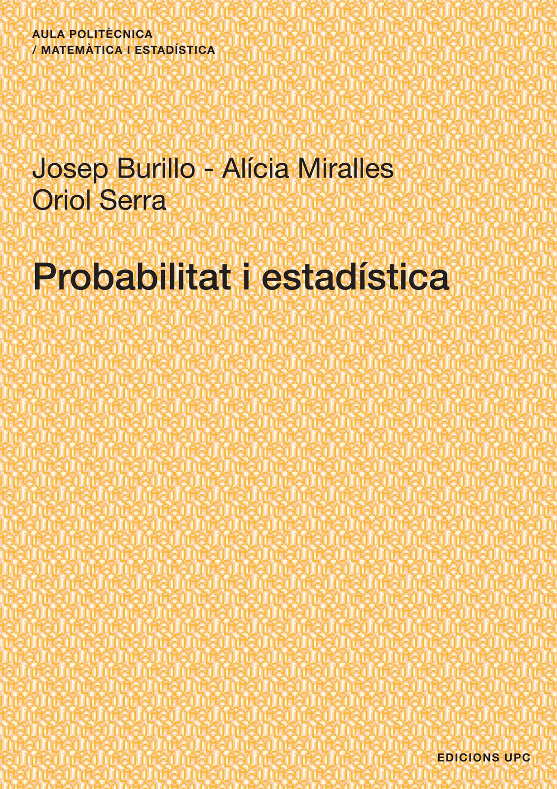 Probabilitat i estadística