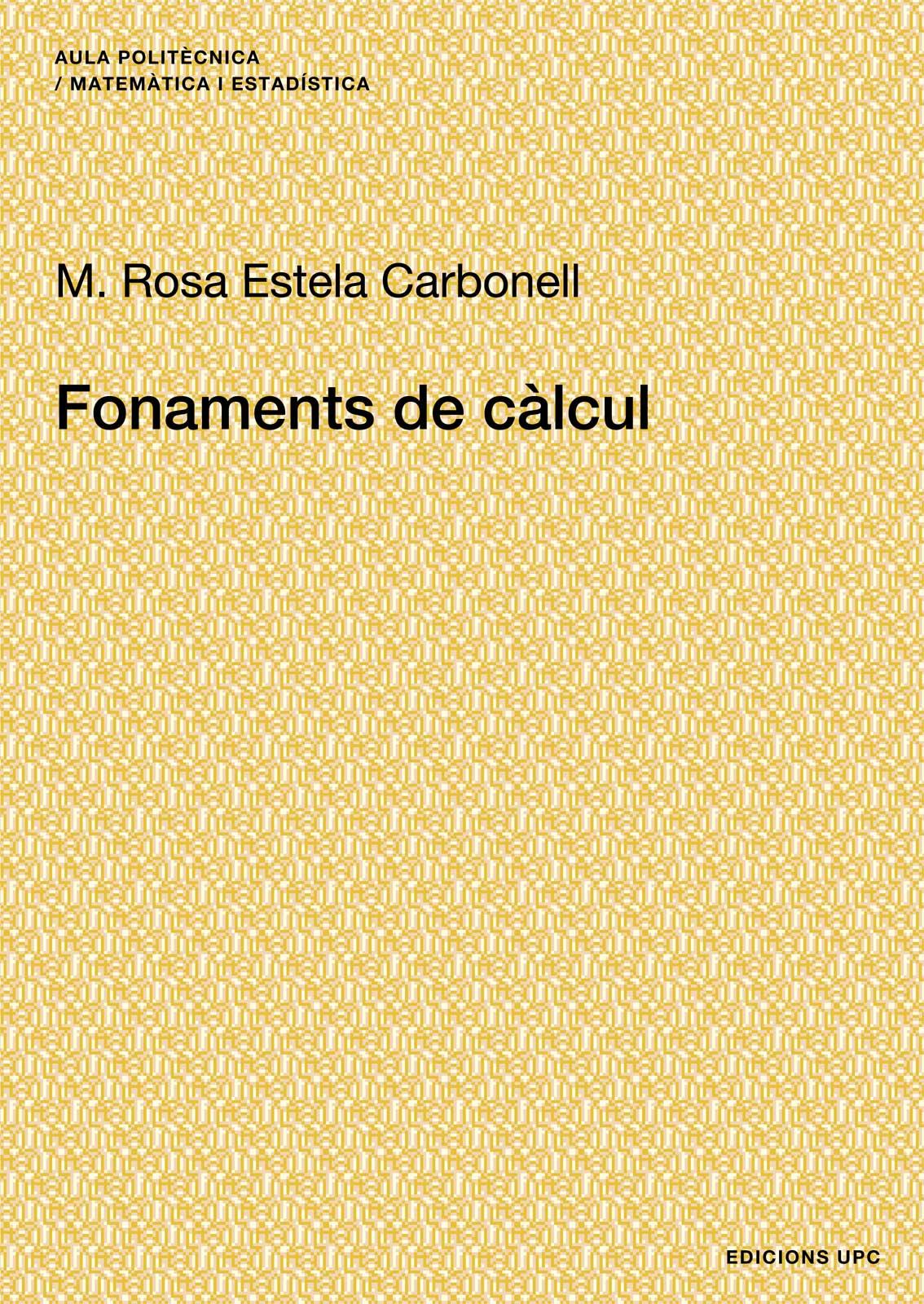 Fonaments de càlcul