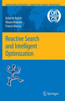 Reactive Search and Intelligent Optimization [Recurs electrònic] / by Roberto Battiti, Mauro Brunato, Franco Mascia