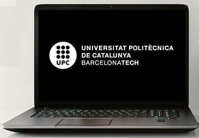 Serveis TIC UPC per teletreballar
