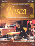 Tosca [Enregistrament de vídeo] : opera in three acts / libretto by Giuseppe Giacosa and Luigi Illica ; drawn from the drama by Victorien Sardou ; music by Giacomo Puccini