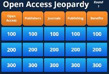 Juguem amb l'accés obert?
