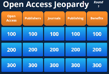 Shall we play an open access game?