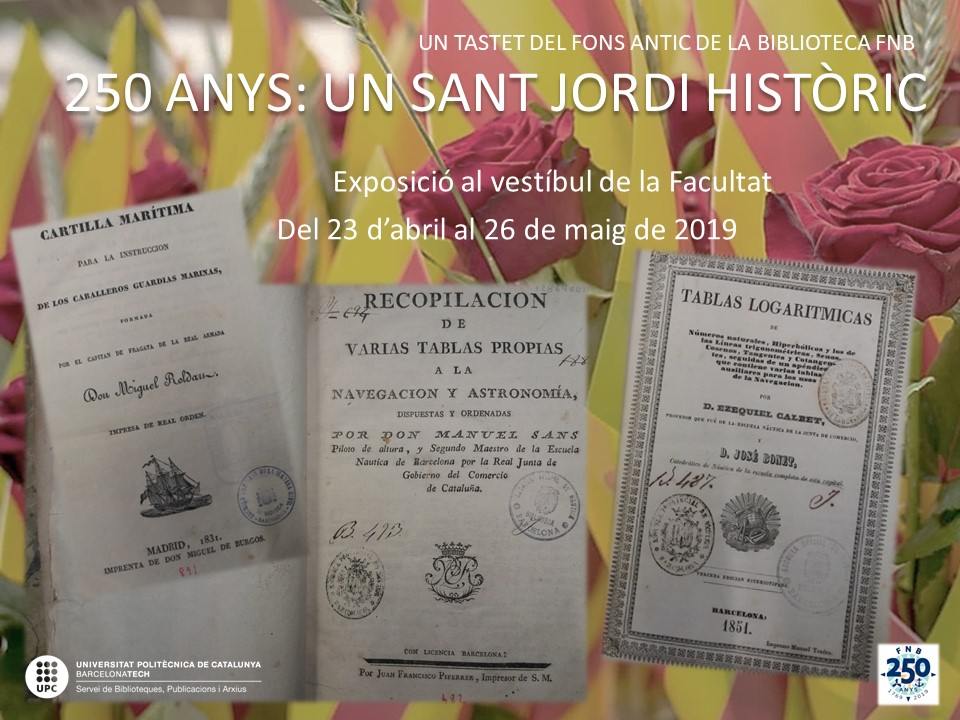 250 anys de l'FNB: un tastet de llibres