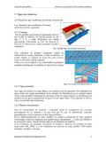 Estado de conocimiento de las cubiertas metálicas