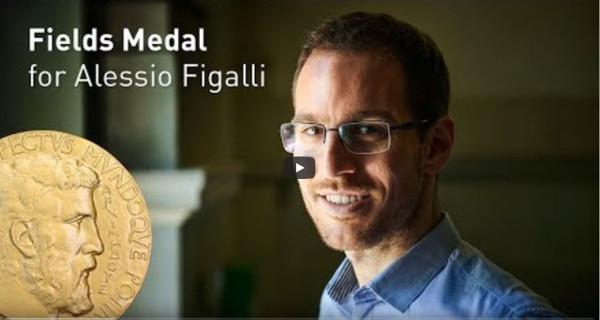 Medalla Fields per la seva contribució a la Teoria del Transport Òptim
