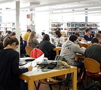 Horaris de les biblioteques durant els exàmens