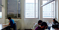 Sales d'estudi dels campus, escoles i facultats de la UPC