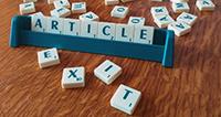 Vols elaborar i publicar amb èxit un article científic?